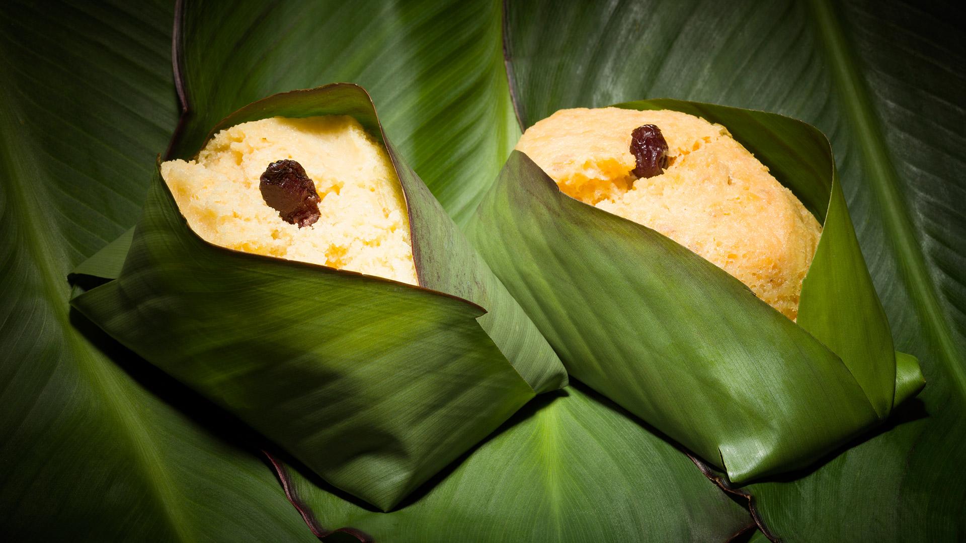 La Tortilla - Quimbolitos de Harina